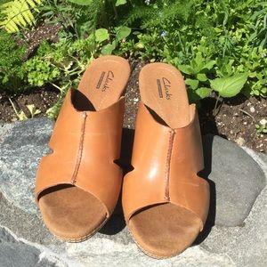 Clarks Helio Island Wedge Sandal
